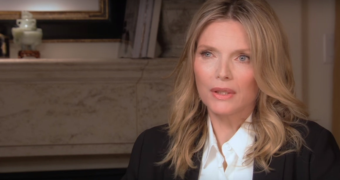 The anticipation of something is always much worse than the reality - MICHELLE PFEIFFER