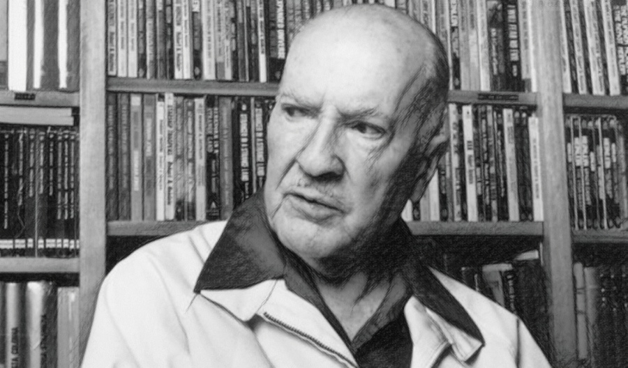 I am free because I know that I alone am morally responsible for everything I do - ROBERT HEINLEIN