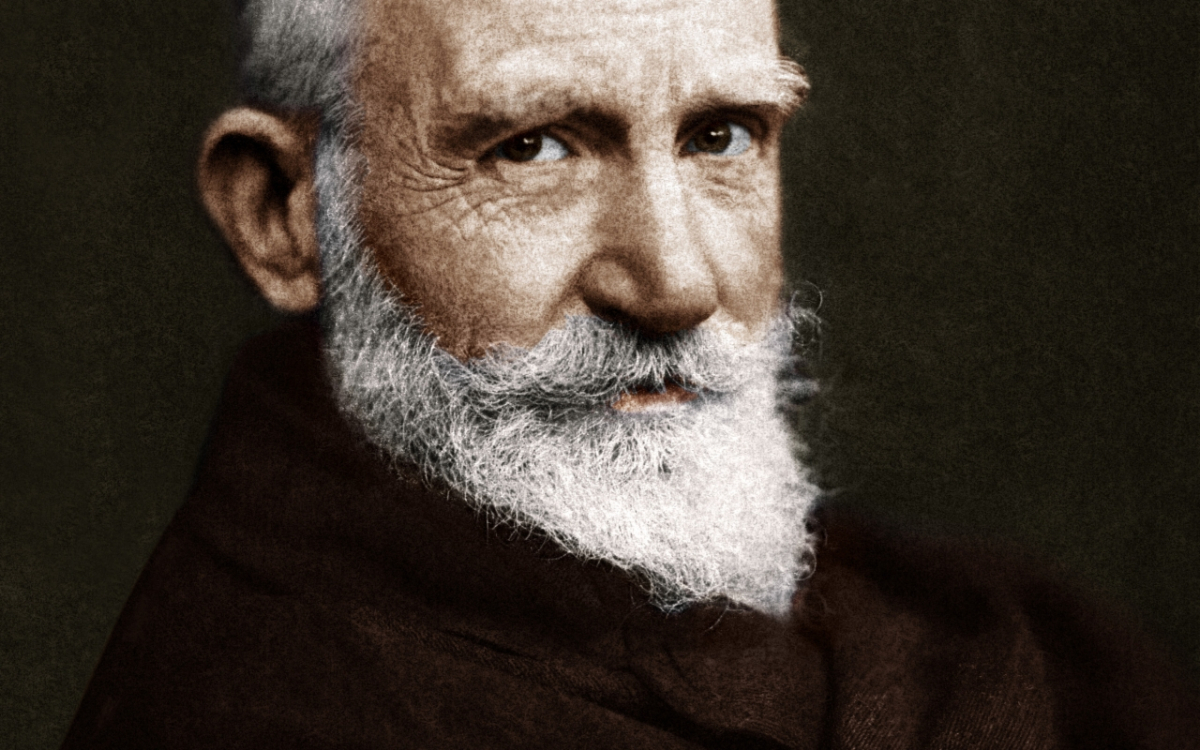 Shedding of blood cannot be balanced by the shedding of guilty blood - GEORGE BERNARD SHAW
