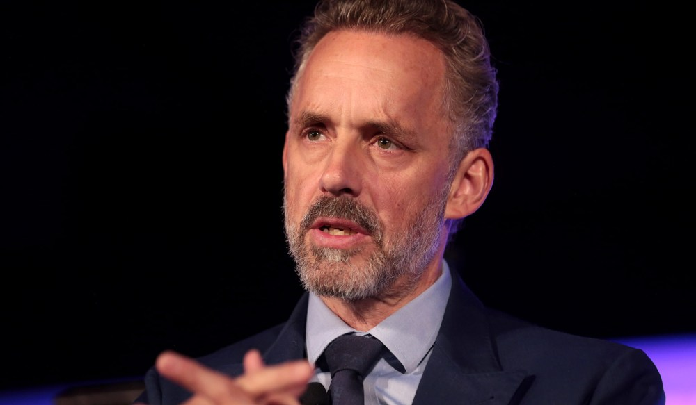 When you have something to say, silence is a lie - JORDAN PETERSON
